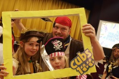 Cub100 Pirate Party